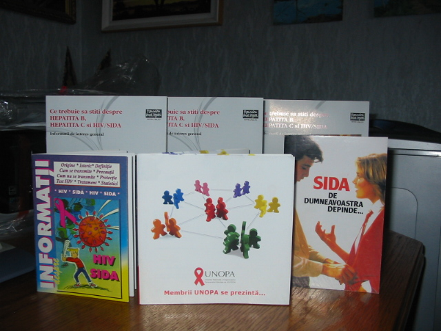 You are browsing images from the article: Programul de educare/informare HIV/SIDA